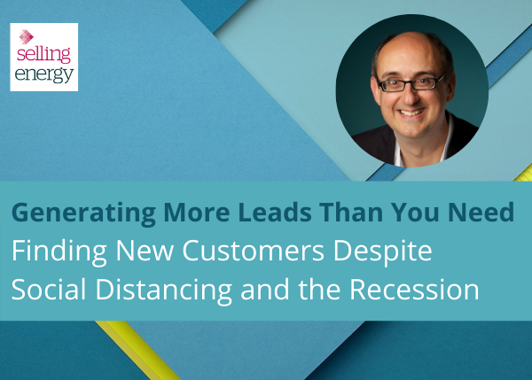 Learn the secrets to generating high-quality leads in today's challenging environment.